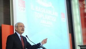 Kılıçdaroğlu: Şehirler silah deposuna döndürülürken niye müdahale etmediler  (1)