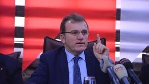 """Adalet Partisi Genel Başkanı ÖZ, """" Kıbrıs müzakereleri TBMM'de ele alınmalı"""""""
