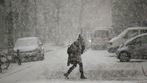 Almanya'da kışın en soğuk günü yaşandı
