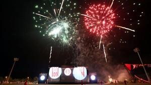 Antalyaspor yeni tesislerini görkemli törenle açtı