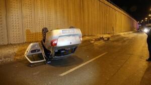 Bayburt'ta zincirleme kaza: 3 ölü, 5 yaralı