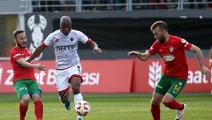 Amed Sportif-Gençlerbirliği: 0-5 (Ziraat Türkiye Kupası)