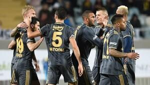 Fenerbahçe 5-1 Denizlispor