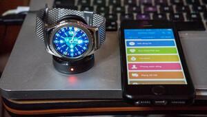 Samsung saatlere iPhone desteği geldi