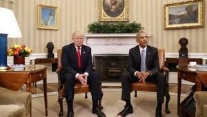 Obamadan Trumpa Beyaz Saray aile şirketi değil uyarısı