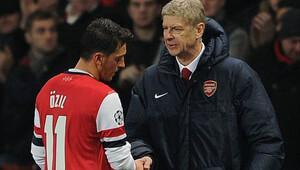 Mesut Özil, Arsenalde kalmak için şartını açıkladı
