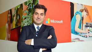 Microsoft Türkiyede önemli atama