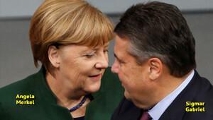 Merkel'e bir soru sordum hala bana cevap vermedi