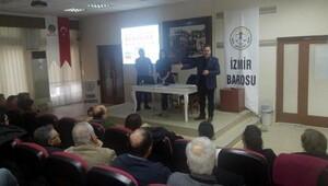 İzmir Barosundan eğitim çalışması