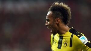 Bundesliganın en iyi futbolcusu Aubameyang