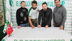 Bodrumsporda Çağrı imzaladı