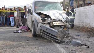 Aydında zincirleme kaza: 4 ölü, 3 yaralı