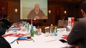 Fatih Terim: Sportif direktörlüğü futbolun ayrılmaz parçası olarak görüyorum