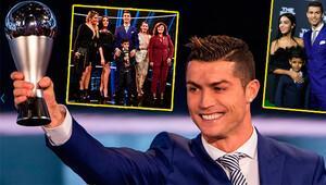 Ronaldo, Messi ile resmen alay etti