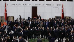 Son Dakika Haberi: Anayasa değişiklik teklifinin maddelerine geçilmesi kabul edildi
