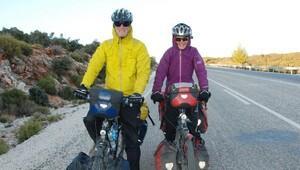 Bisikletle dünya turu