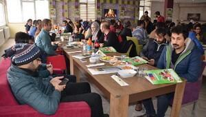 Yüksekovada Berivanın umudu projesinin bilgilendirme toplantısı