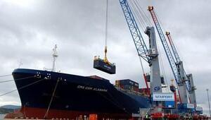 Kocaelinin aralık ihracatında rekor artış