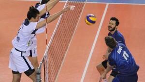 Arkas - Halkbank voleybol maçı ek fotoğrafları