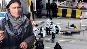 Gaziantepte Emniyete girmeye çalışan saldırganın babası konuştu