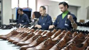 Türk ayakkabısını en çok Avrupalı giydi