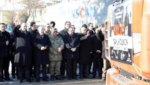 Erzurumdan Halepe yardım