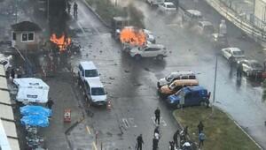 Başbakan Yıldırım, İzmirde çatışmaya giren polisleri dinlemiş