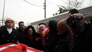Şehit Astsubay, Çanakkalede gözyaşlarıyla uğurlandı