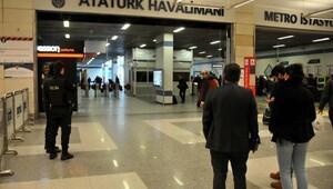 Atatürk Havalimanı metrosunda Reina Saldırganı alarmı