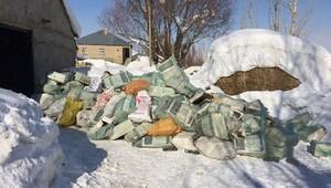 Yüksekovada 225 bin paket kaçak sigara ele geçirildi