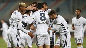 Fenerbahçe 3-1 Partizani Tiran