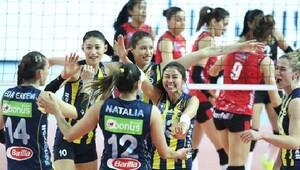 Fenerbahçe - Azerrail Bakü: 3 - 0