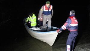 Mengende tekne alabora oldu, 2 kişi kayboldu