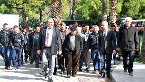Üretici sorunlarını İzmir Tarım Fuarında haykıracak