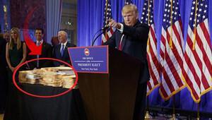Trump başkan seçildikten sonraki ilk basın toplantısını gerçekleştirdi