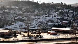 Zonguldakta heyelan 15 aileyi evsiz bıraktı