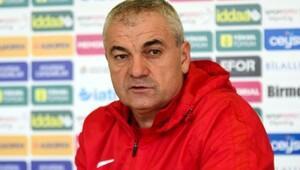 Çalımbay: Önümüzdeki yıl tek hedefim Avrupa Kupası