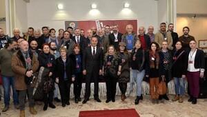 17 ülkeden 77 ressam Adanada