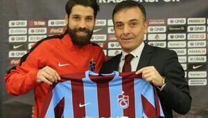 Olcay Şahan resmen Trabzonsporda