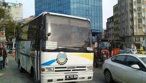Karacabey Belediyesinden ücretsiz ulaşım