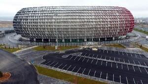 Büyükşehir'den Gaziantep Arena inşasına destek