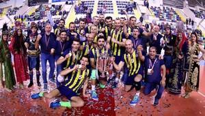 Fenerbahçe - Halkbank ek fotoğraflar
