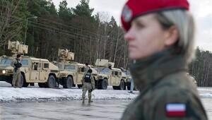 ABD konvoyu Polonyaya ulaştı