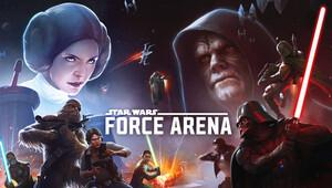 Star Wars: Force Arena telefonlara girdi