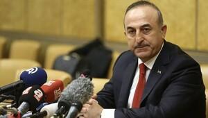 Çavuşoğlu: ABDnin de Astanaya davet edilmesi için Rusya ile anlaştık