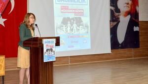 Öğrencilere bağımlılıkla mücadele konferansı