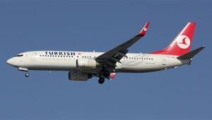 THY uçağında kriz Yolcuları dövüp koltuğu kırdı