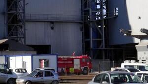 Haddehanede patlama: 1 ölü,15 yaralı