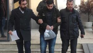 Suriyeli sığınmacı telefon dolandırıcılığından yakalandı