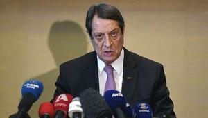Kıbrıslı Rum liderden açıklama